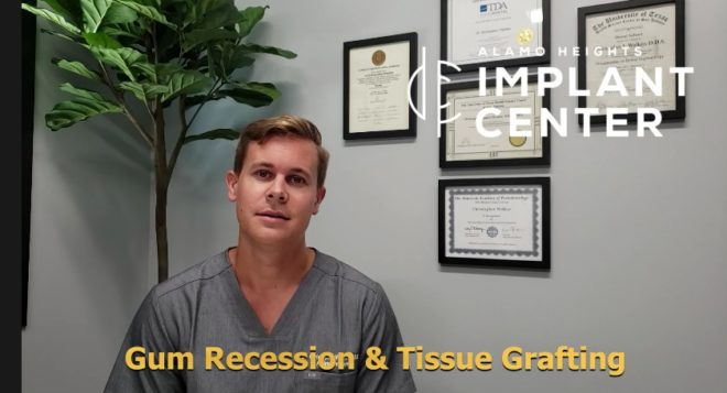 Tooth Sensitivity and gum grafting