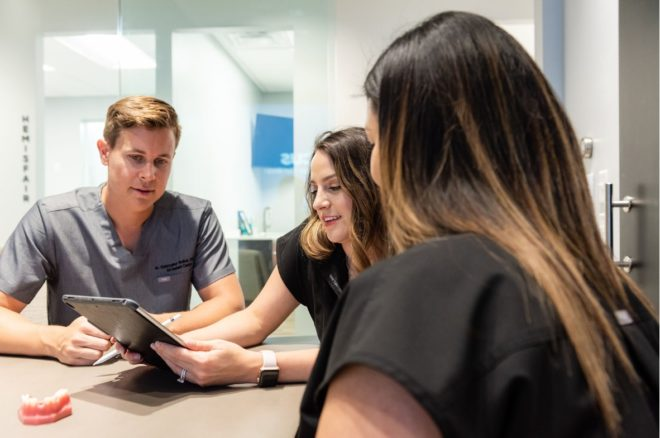 Dental Implant Specialist team in San Antonio, TX